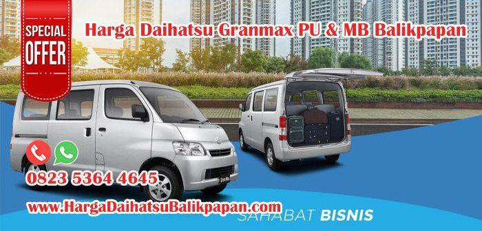 Harga Daihatsu Granmax Balikpapan